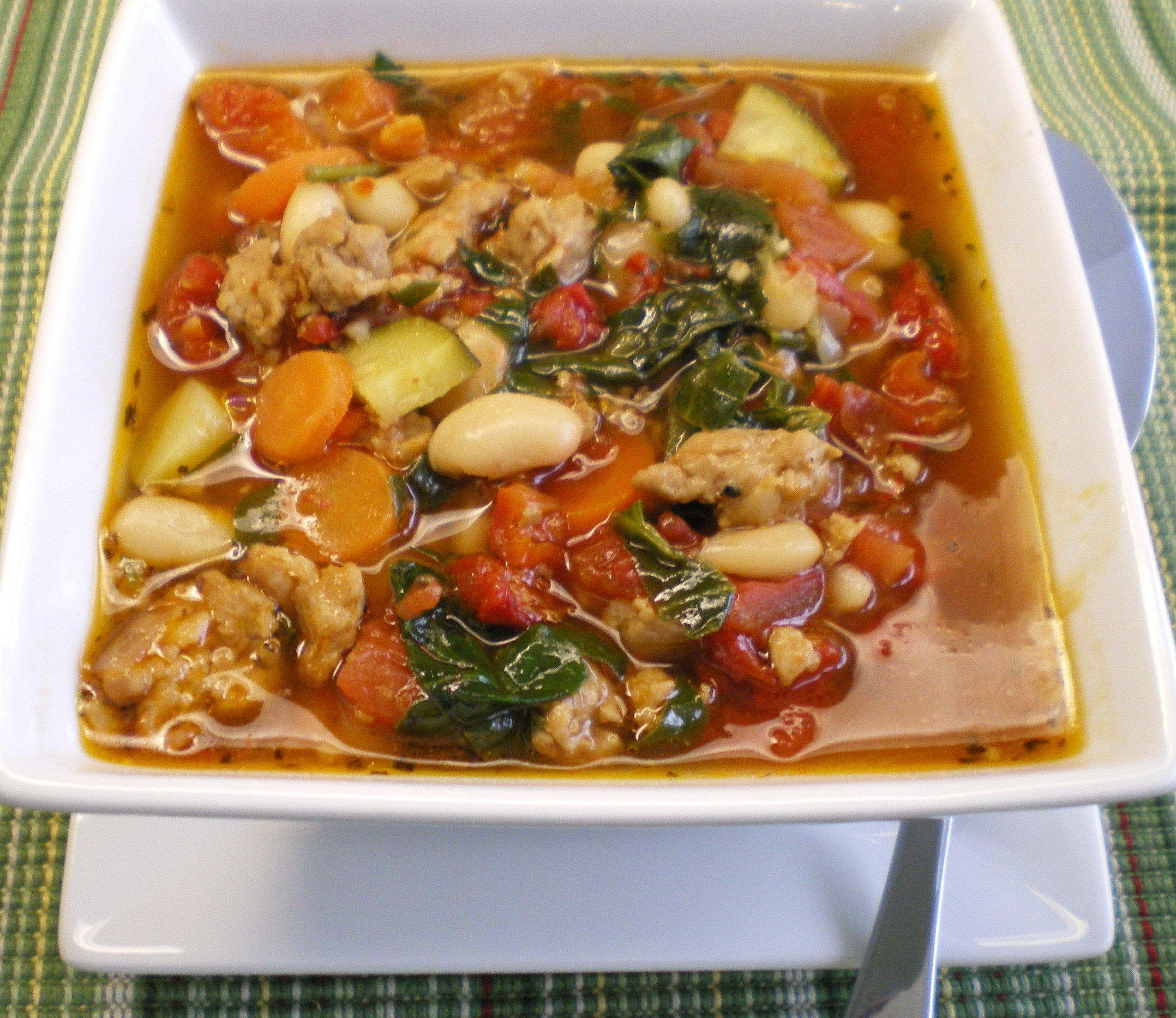 how to make italian soup