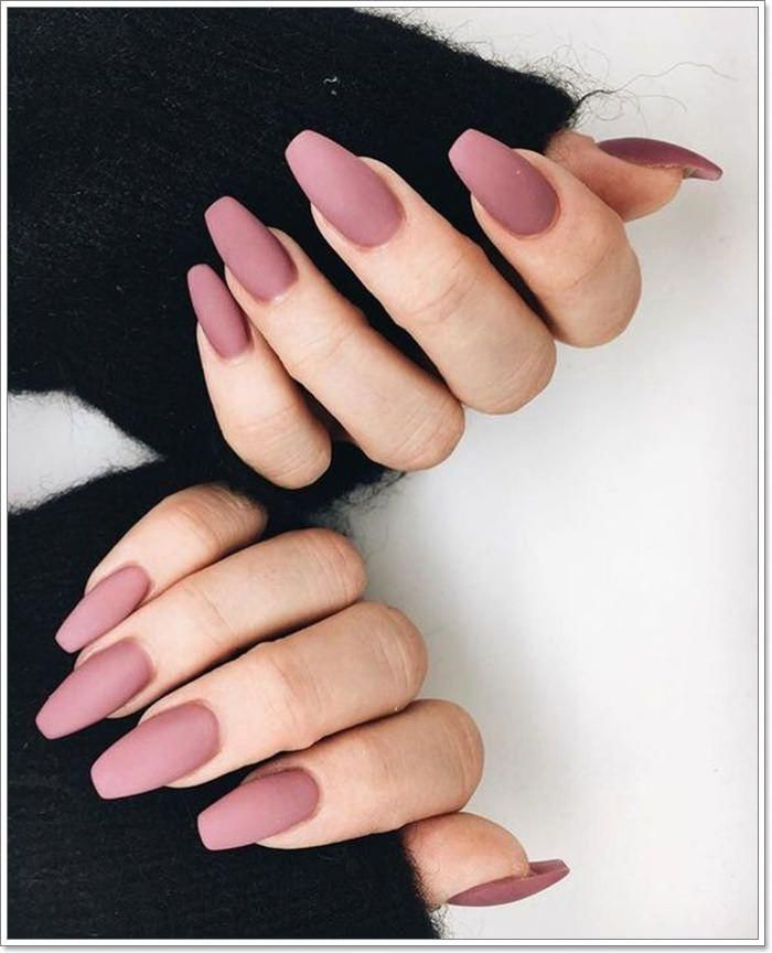 90 Best Fall Nail Colors That You Will Fall In Love With!