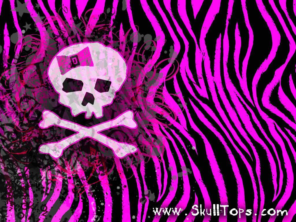 31 awesome girly skull -#main