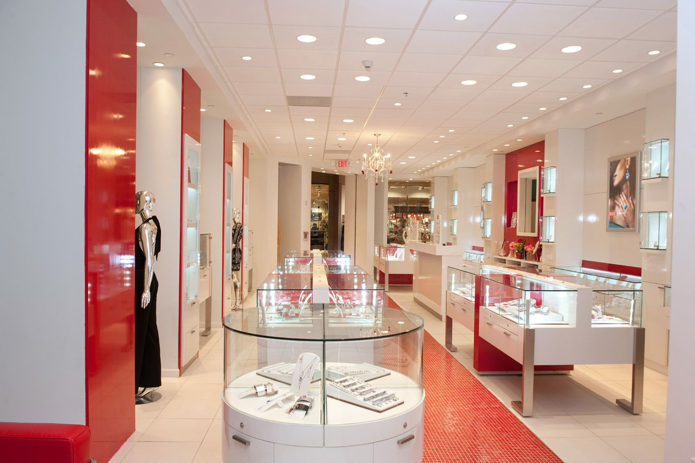 Jewelry Retail Design Nk Newlook