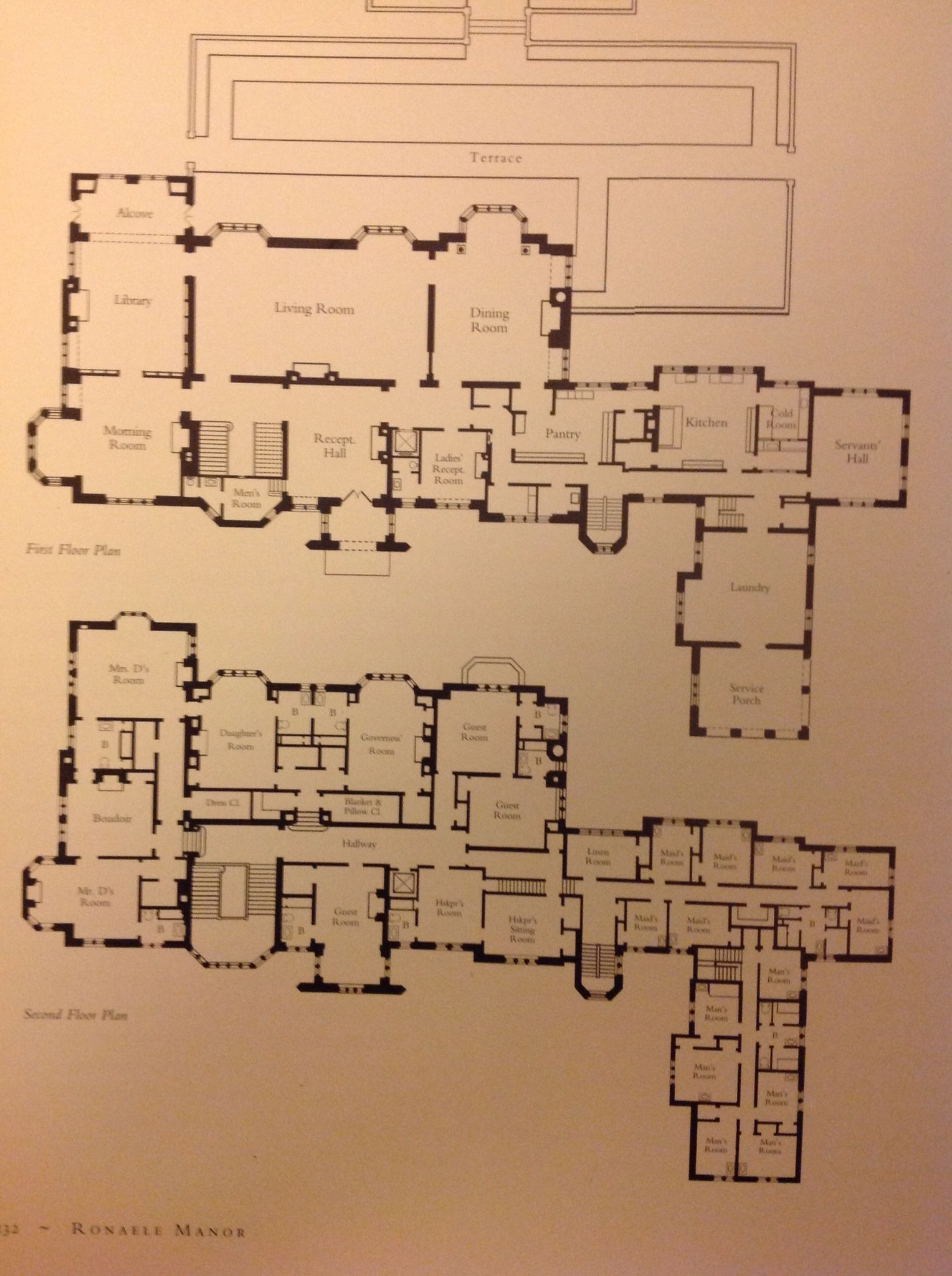 Ronaele Manor 1st and 2nd floors
