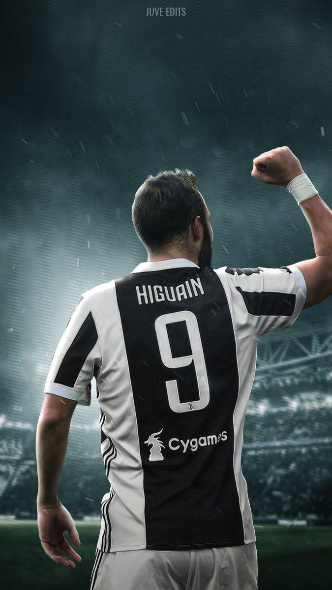 Gonzalo Higuain Juventus Soccer Football Juventus Fc Soccer