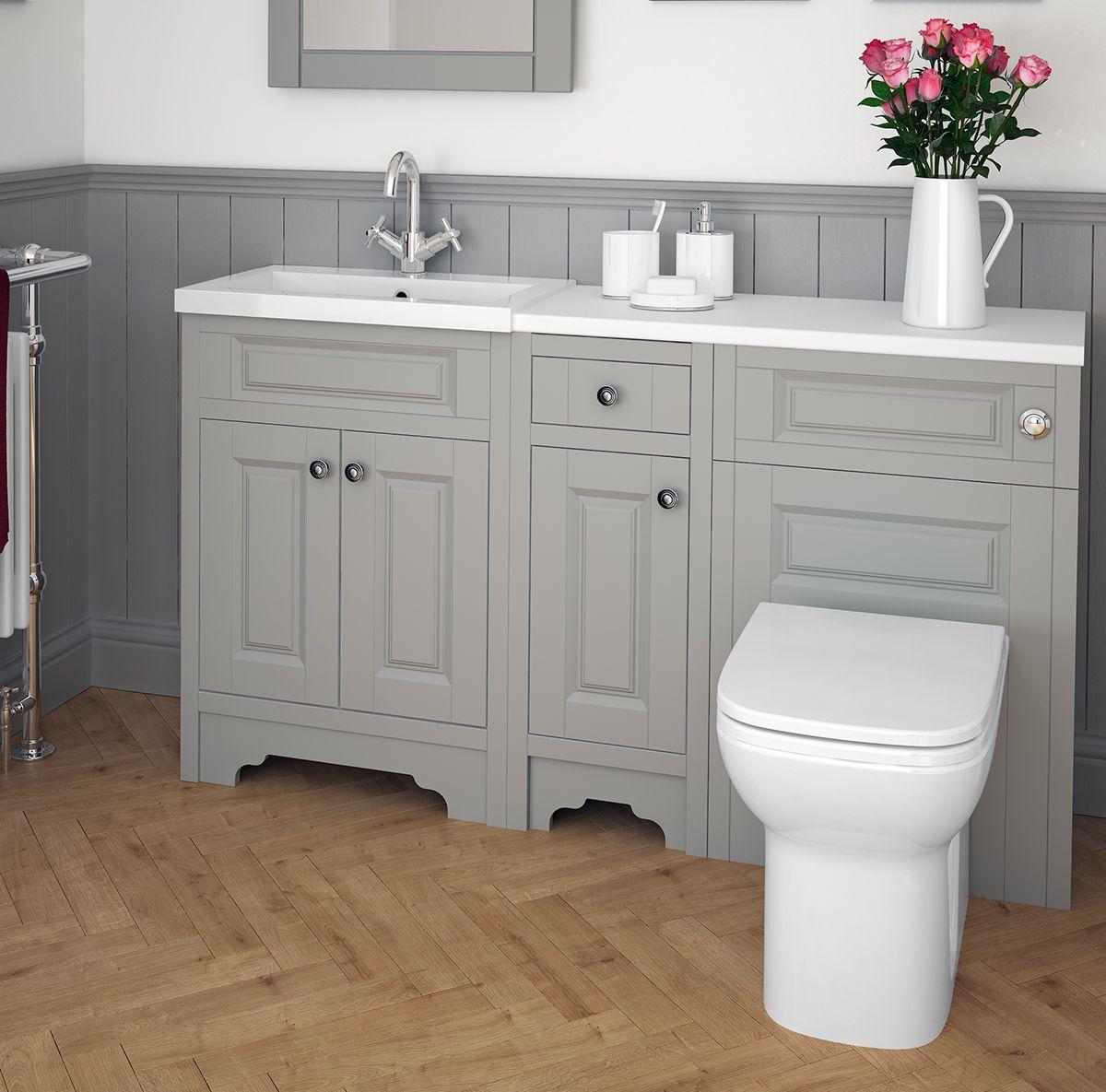 View Atlanta Classic Bathroom Furniture Collection Ensuite