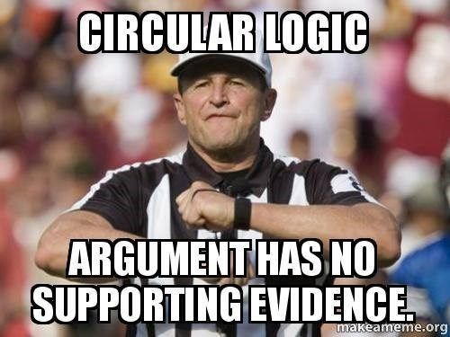 59437e363117ce47f17e8f74d1246645 meme of the day logical fallacy ref will help you keep internet