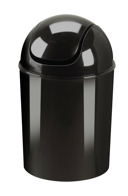 Amazon Com Umbra 086701 040 Waste Can High Gloss Swing