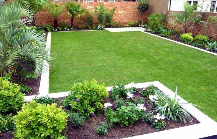 35 Magnificence Small Backyard Landscaping Decor Ideas Exterior