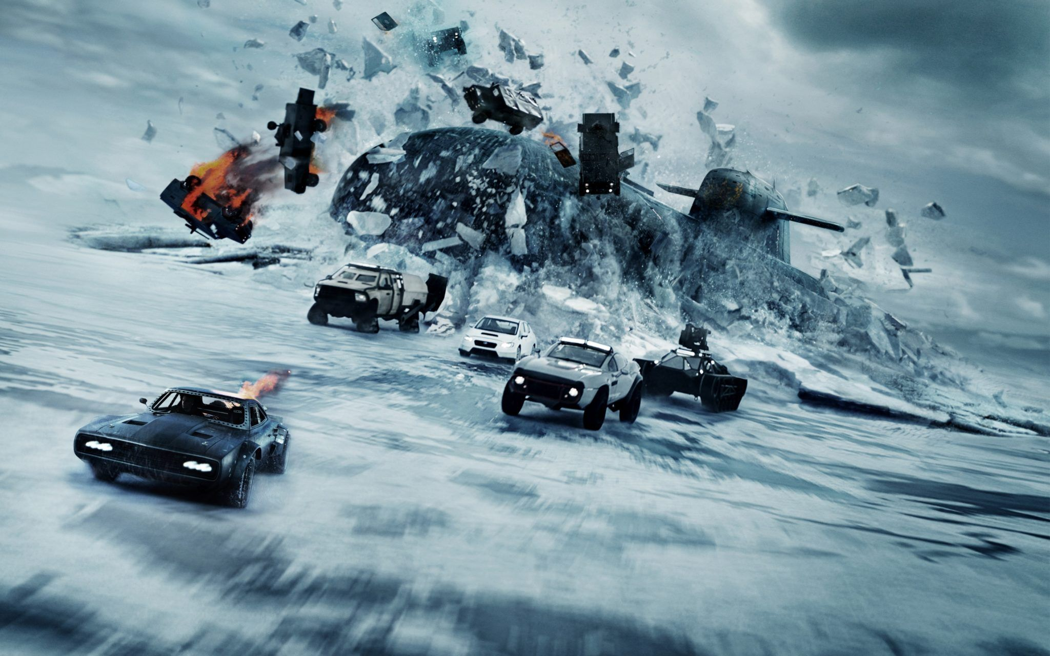 The Fate Of The Furious 4k Wallpapers Ff8 2017 Movie Photos The