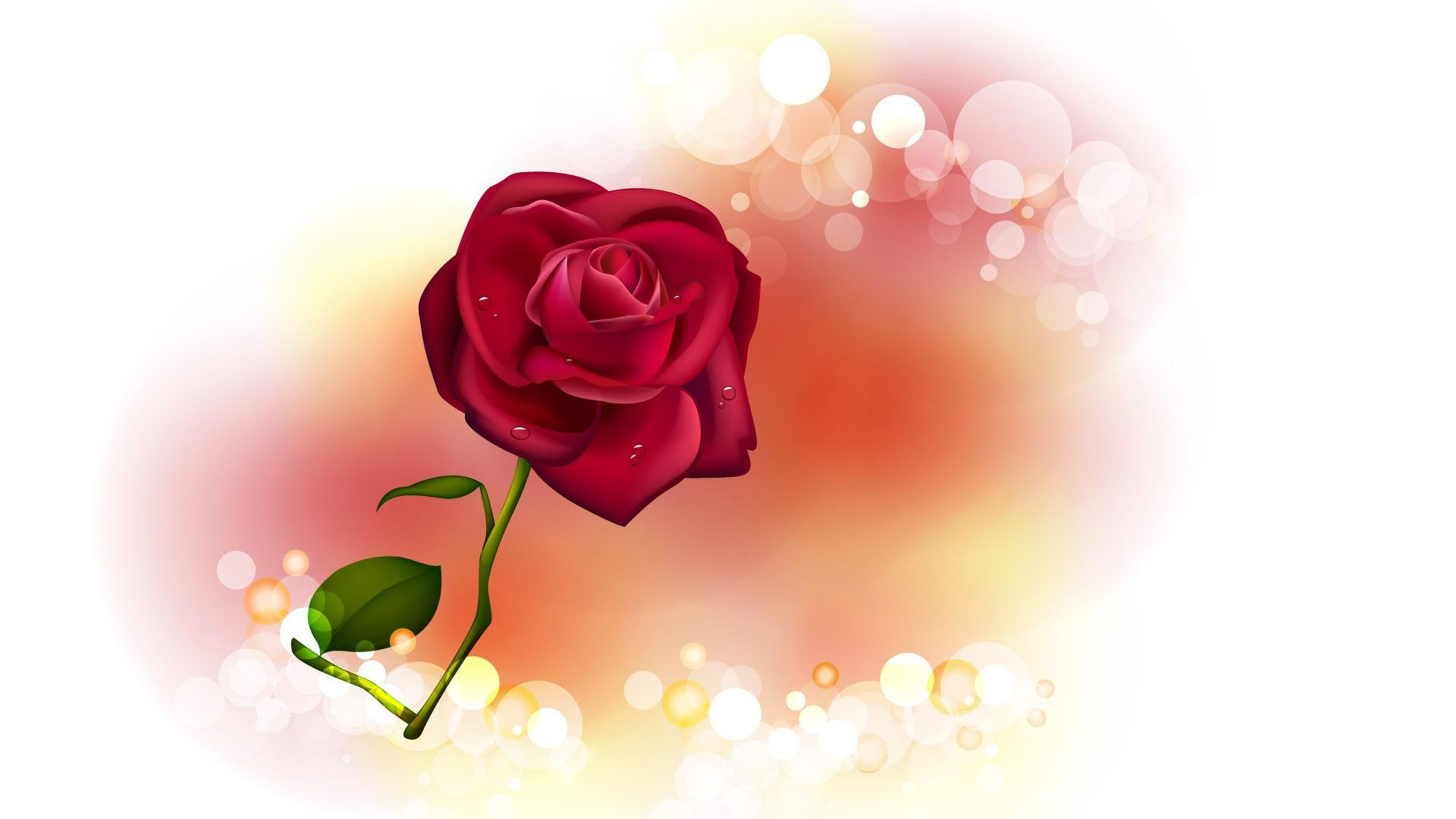 Red Rose Wallpapers Red Flowers Hd Pictures One Hd Wallpaper Rose Flower Wallpaper Rose Flower Hd Red Roses Wallpaper