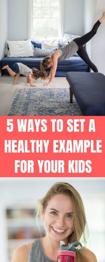 Photo of Mimic Mommy: 5 Ways to Set a Healthy Example for Your Kids | Elisabeth McKnight