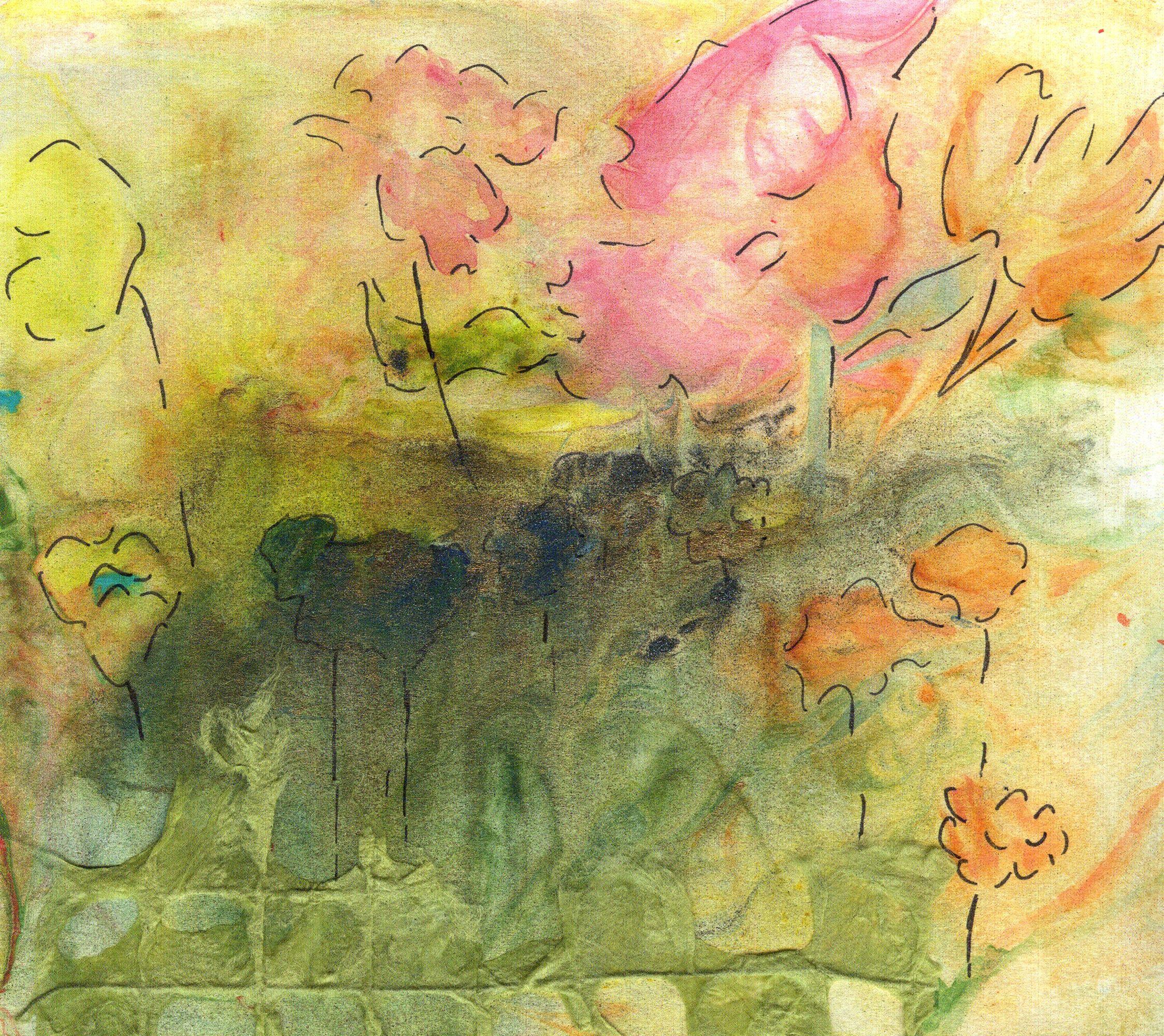 Imagenary garden,  jardin imaginaire.