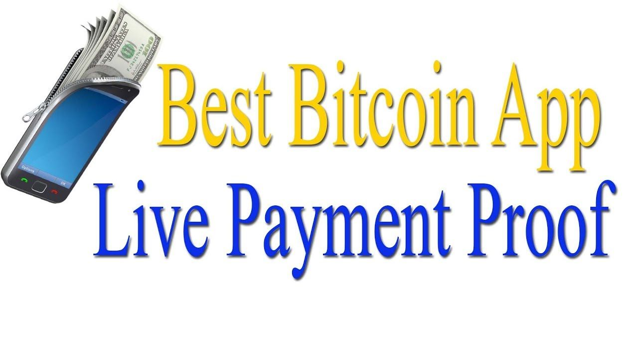 best bitcoin app in usa