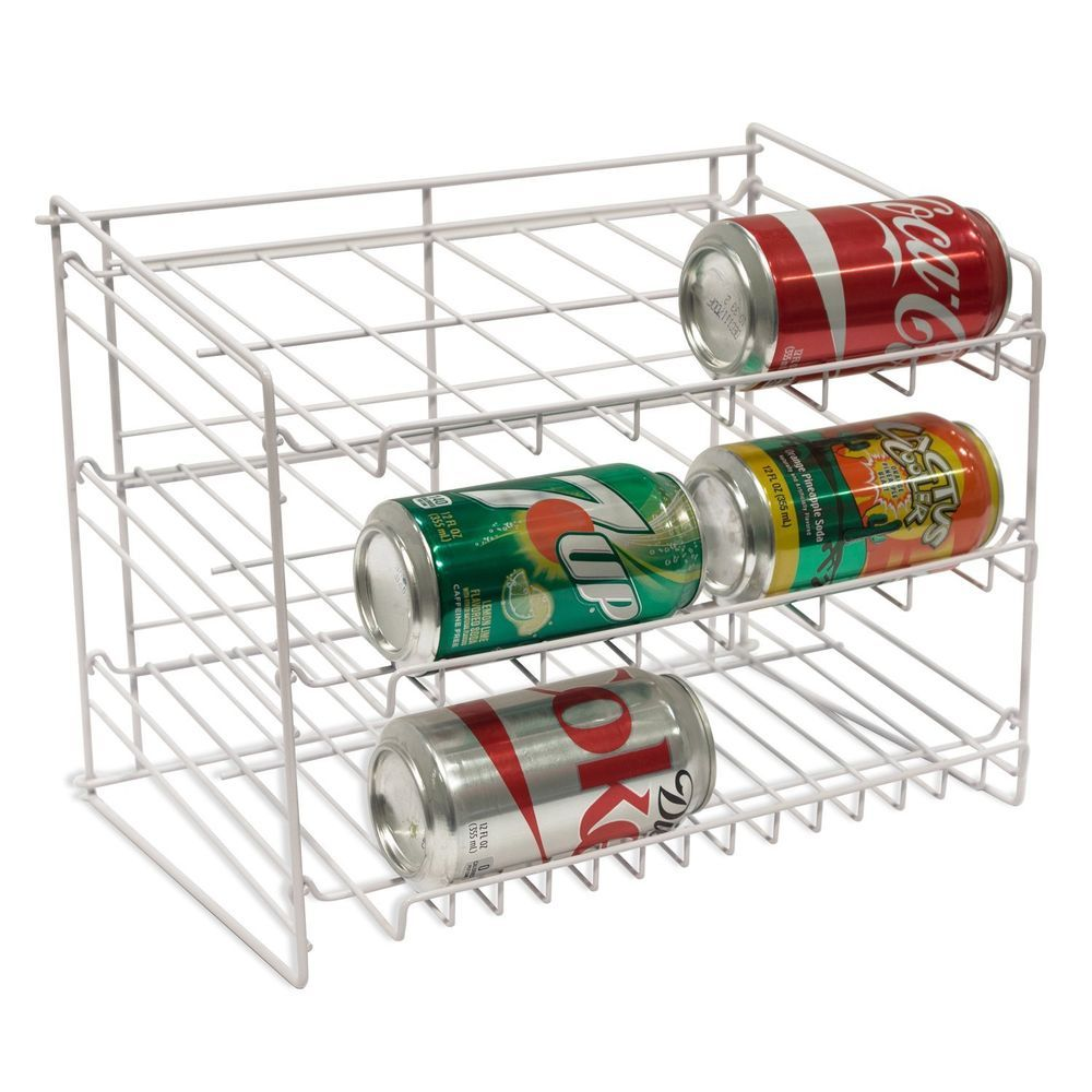 Can food storage kitchen pantry organizer canned