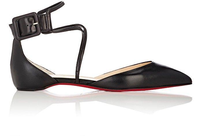 c3daf0cbce0fa CHRISTIAN LOUBOUTIN Suzanna D Orsay Flats.  christianlouboutin  shoes  all