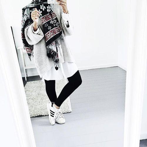 Style Hijab Swag 2017