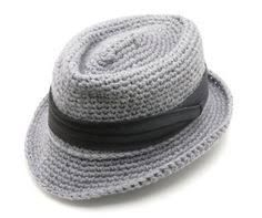 Image result for fedora hat crochet pattern free  1f75e79d8ae
