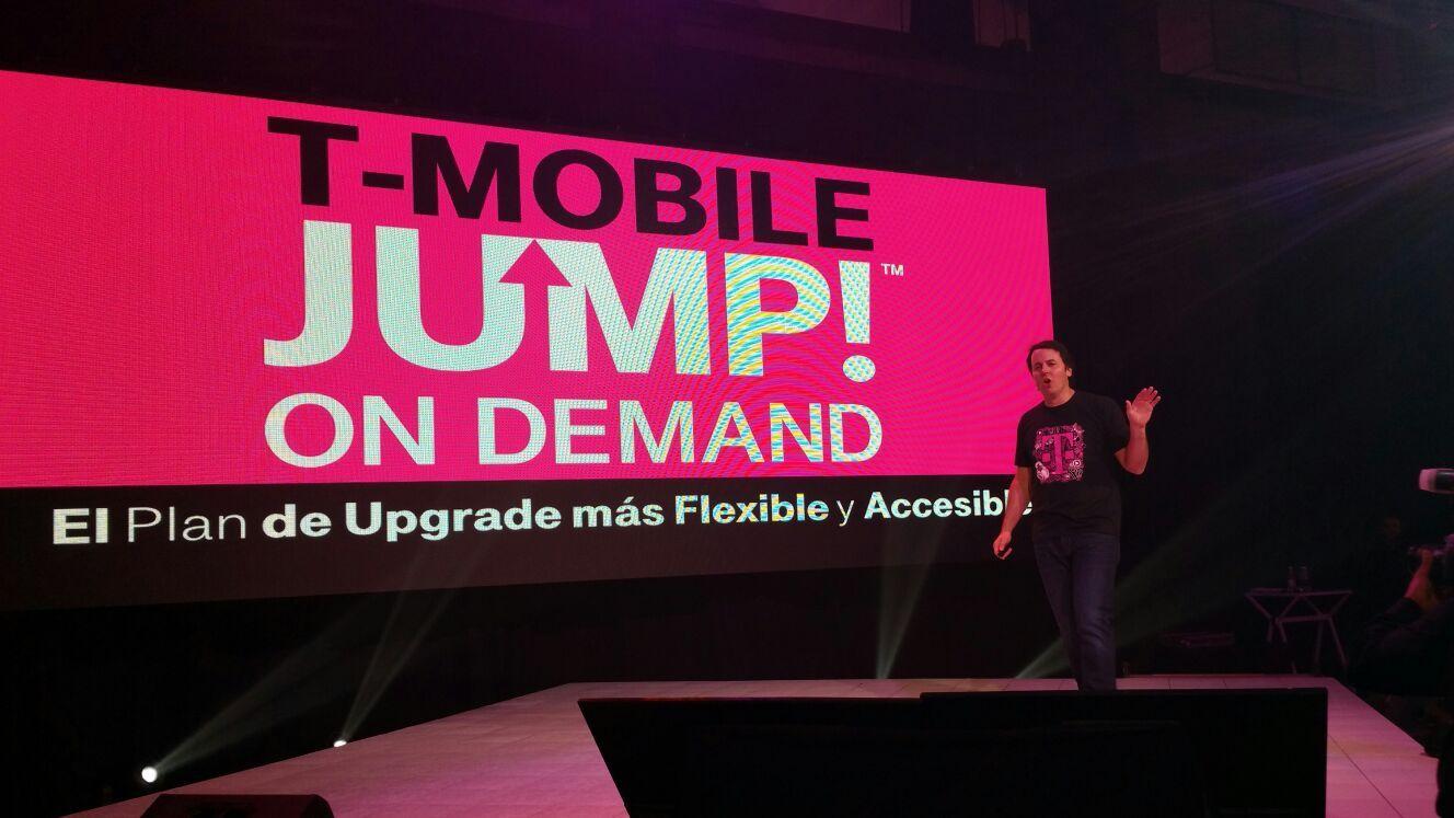 T Mobili ~ T mobile lanza servicio de jump on demand esmandau