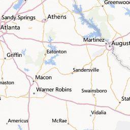 Outage Map Georgia Power Georgia Atlanta Pinterest