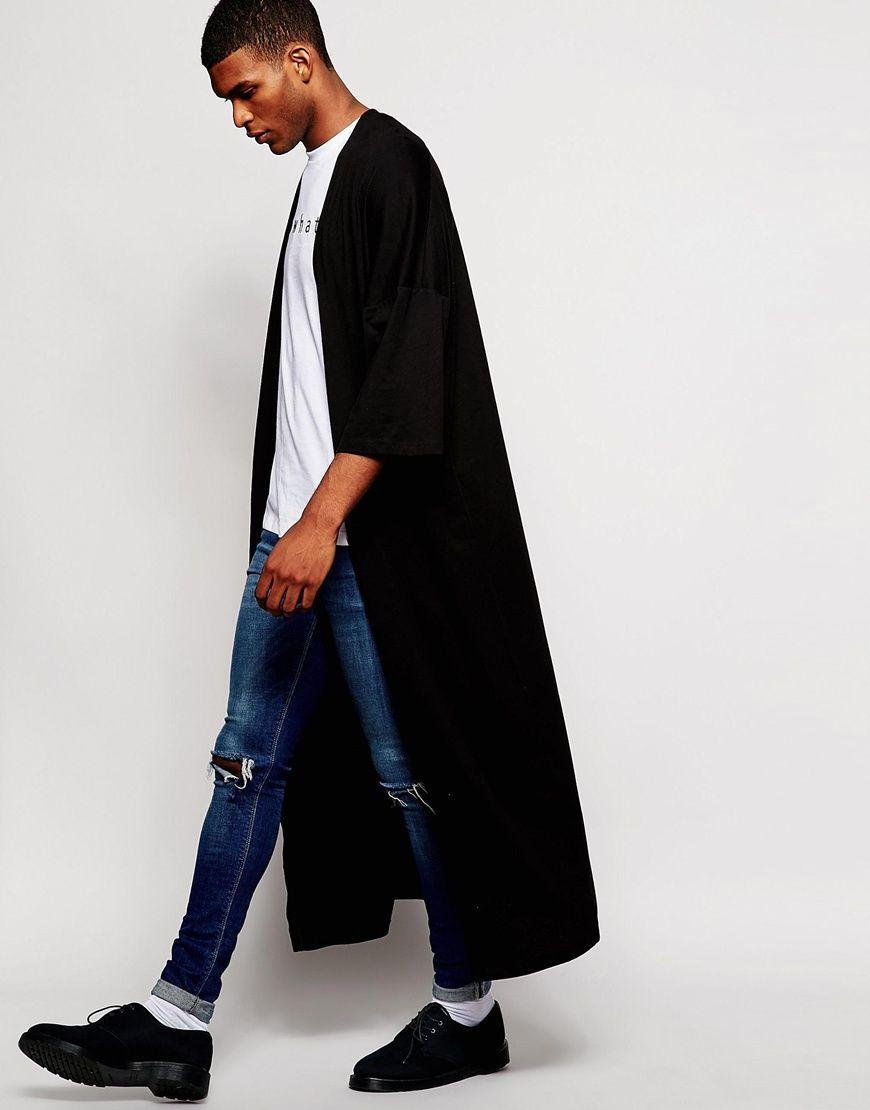 asos-black-super-longline-jersey-kimono-product-2-040057738-normal ...