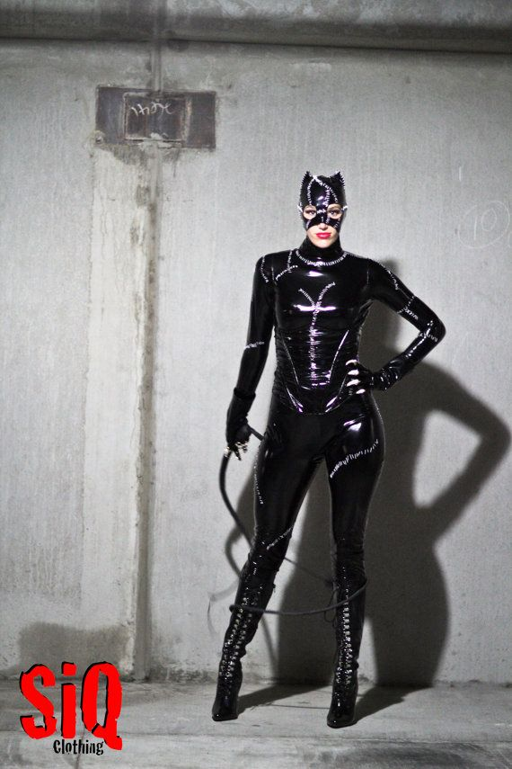 Michelle Pfeiffer Catwoman Costume Replica by SiQclothing ...