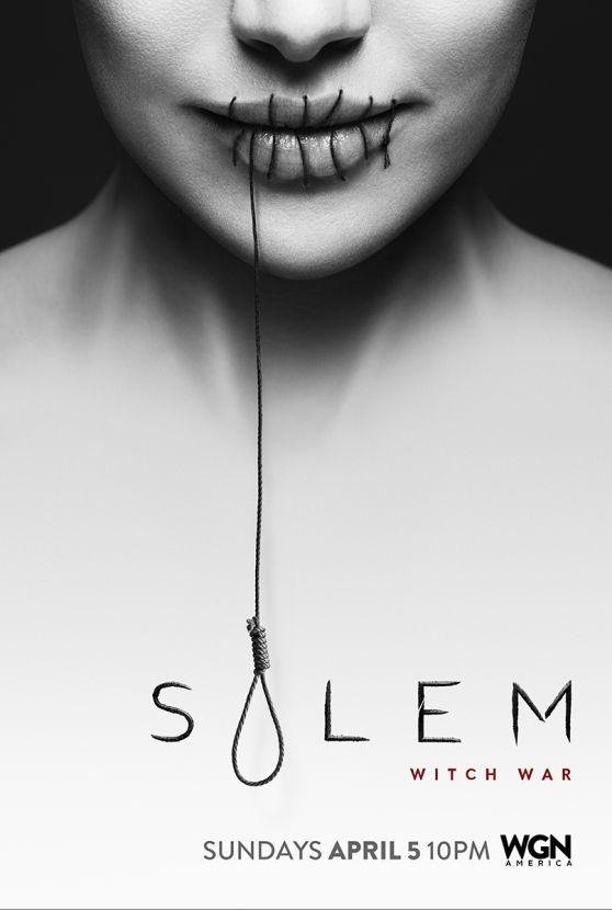'Salem' Key Art Season 2 Unveiled — Witch War