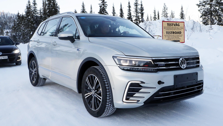2019 Volkswagen Tiguan New Release Volkswagon Suv Suv Volkswagen