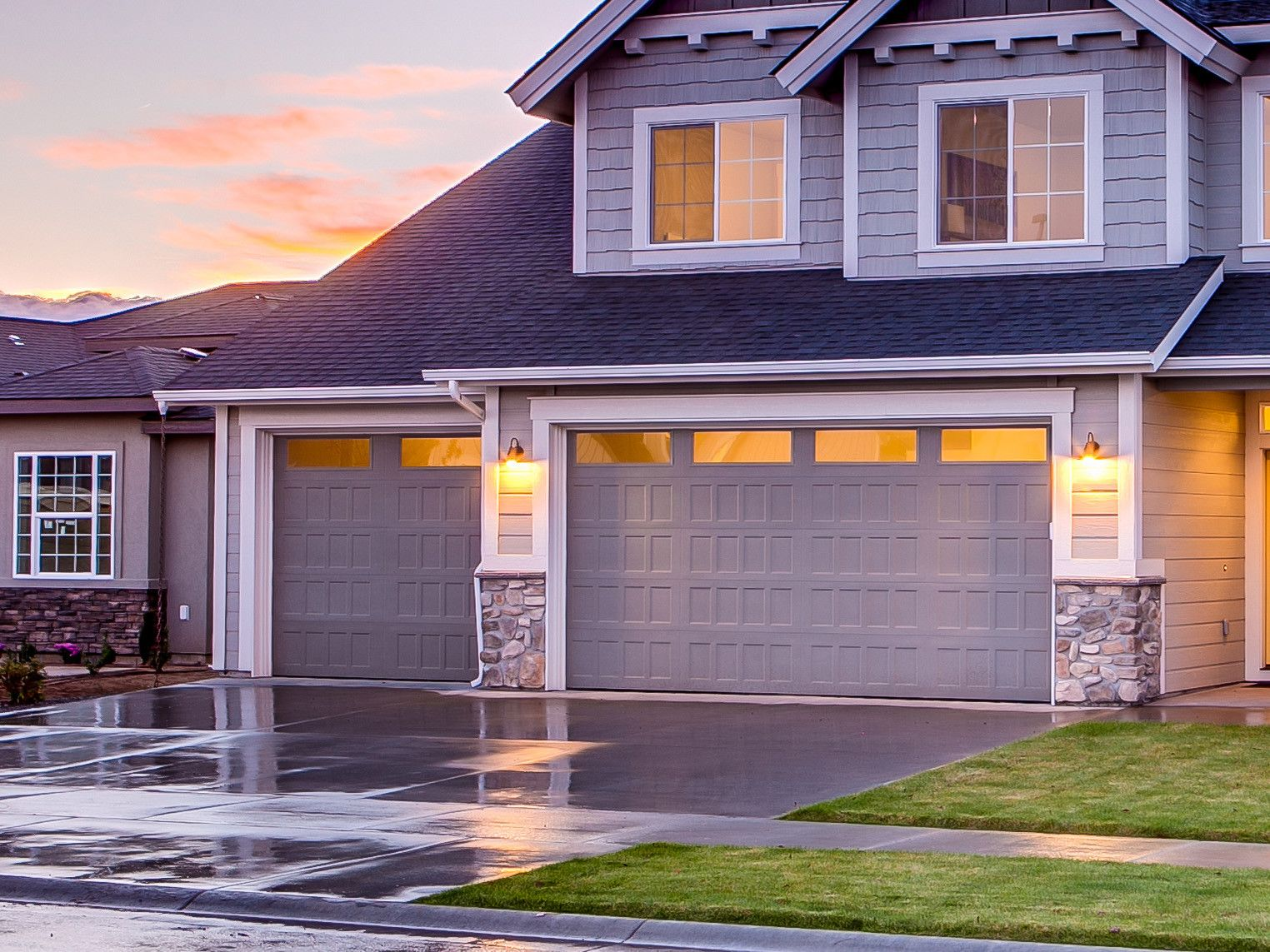 How to insulate a garage door garage door styles garage