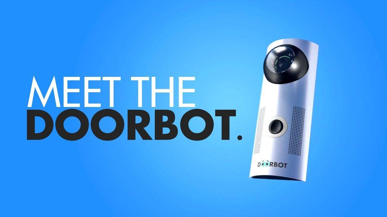 Doorbot Wifi Connected Doorbell Doorbell Wifi Connect Smart Doorbell