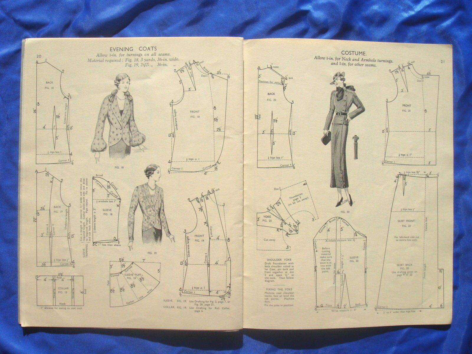 vintage HASLAM SYSTEM of DRESSCUTTING drafting system sewing pattern book No.12 in Collectables, Sewing/ Fabric/ Textiles, Patterns | eBay!