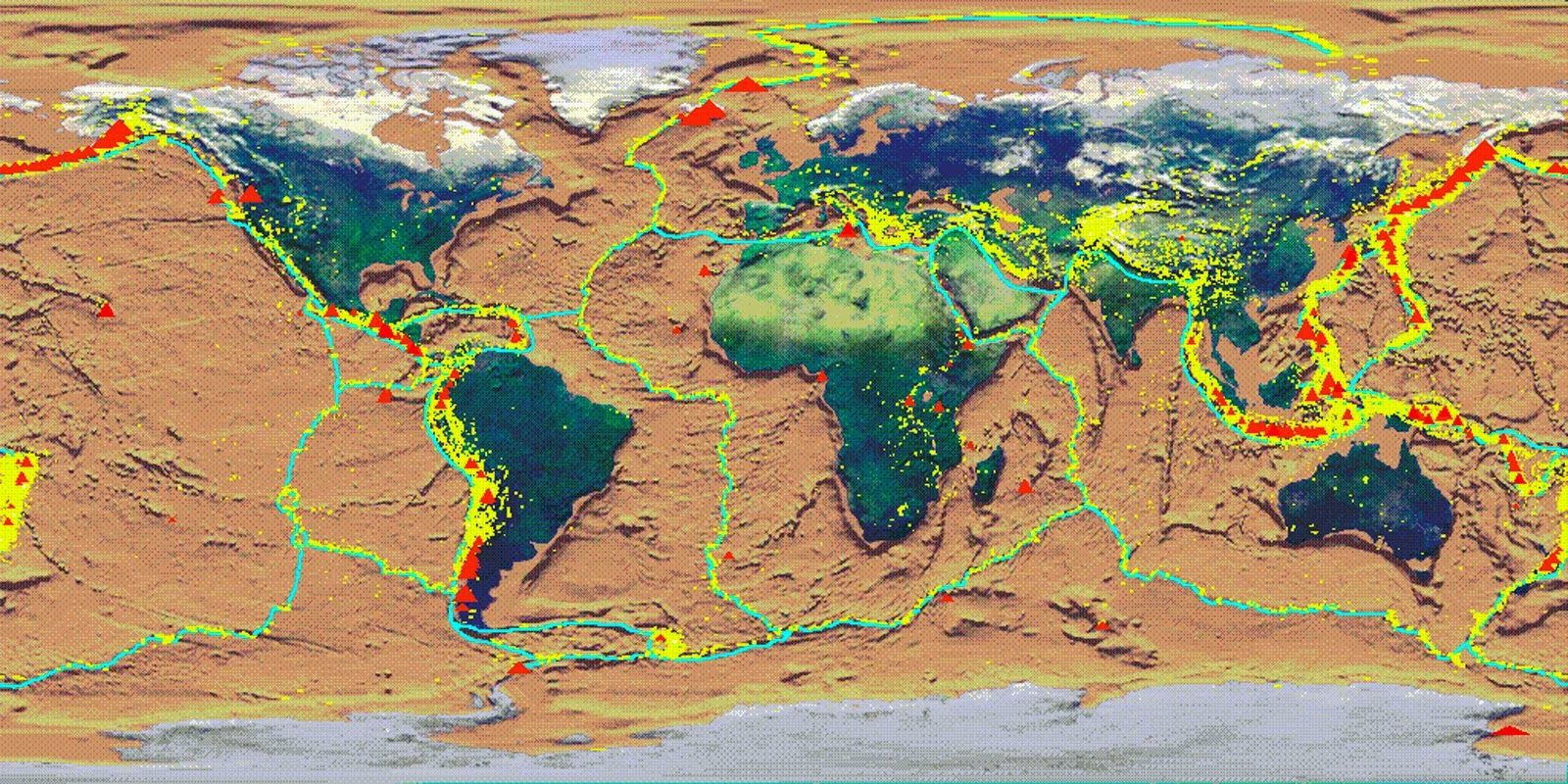 Geologists Solve Tectonic Plate Mystery With Half A Tonne