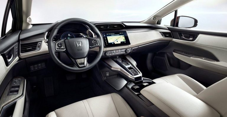 2021 Honda Clarity Fuel Cell Trim Level Price Reviews