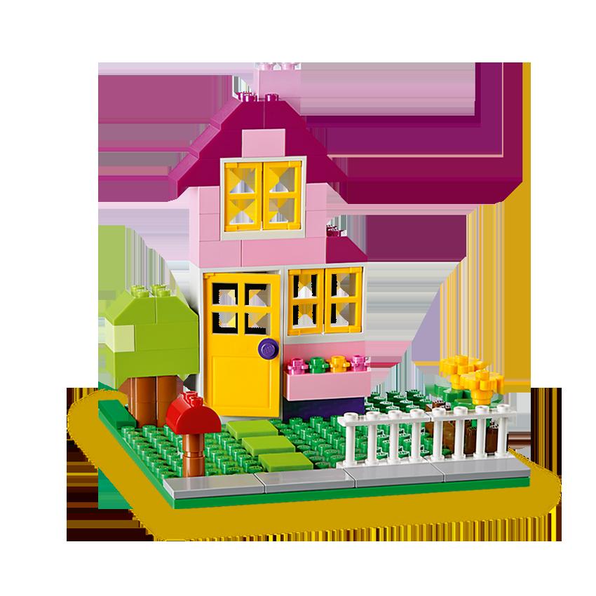 Building instructions – LEGO® Classic – LEGO.com - Classic LEGO.com ...