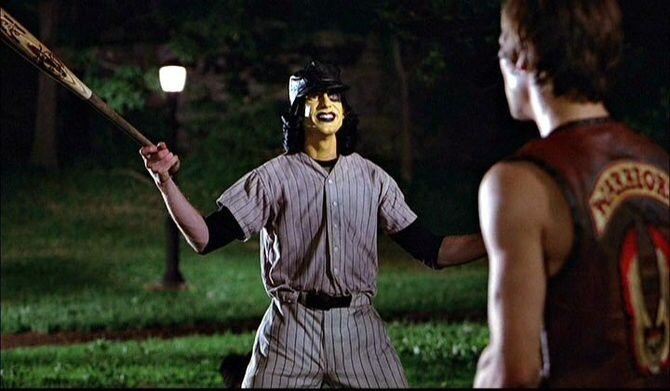 1979 Movie Called Warriors Would Make A Good Halloween Costume Warrior Movie The Warriors Baseball Furies Warrior