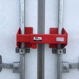 Heavy Duty Cargo Door Lock The Equipment Lock Company Door Locks Cargo Cargo Trailers