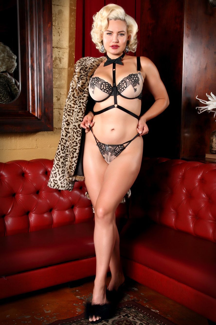 f433c7ce029a3 Playful Promises Lingerie at Pinup Girl Clothing ~ Model  Gia Genevieve
