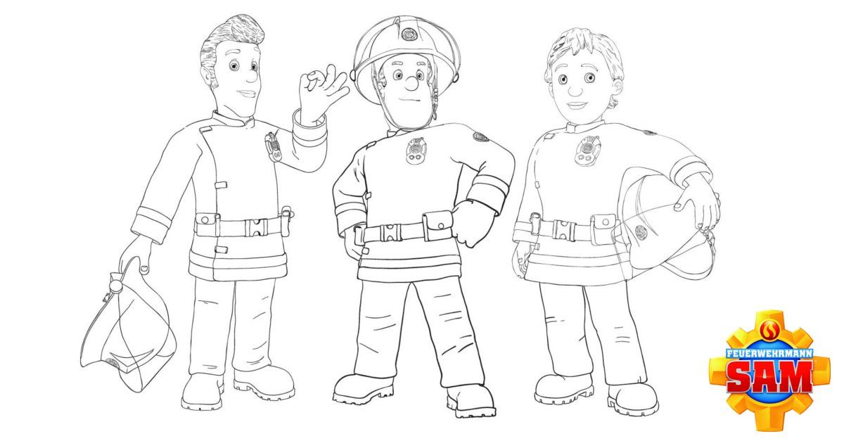 Feuerwehrmann Sam Ausmalbilder Zum Ausdrucken Mifus Family Ausmalbilder Ausmalbilder Zum Ausdrucken Ausmalbilder Feuerwehrmann Sam