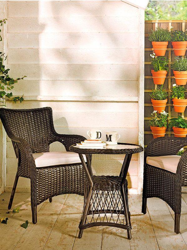 Balcones Y Terrazas Pequeñas Muebles Para Balcon Muebles De Exterior Muebles De Terraza Pequeña