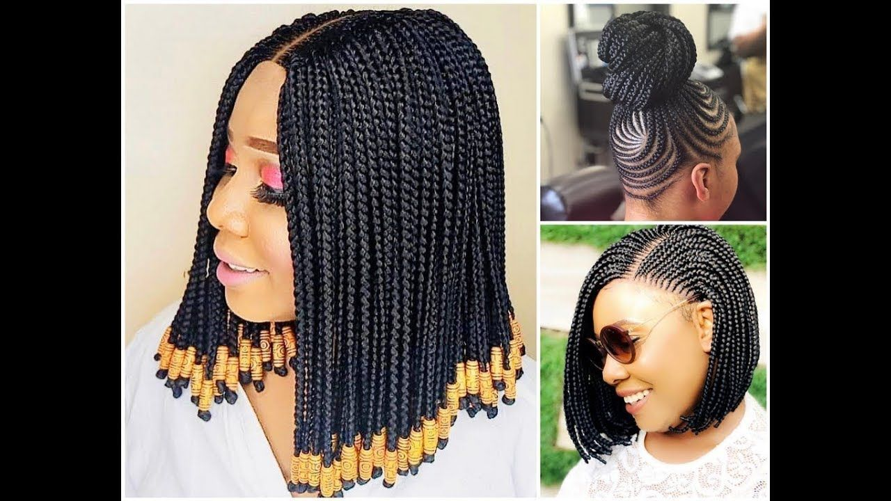 Cool Braided Hairstyles 2019 Absolutely Gorgeous Braids To Try