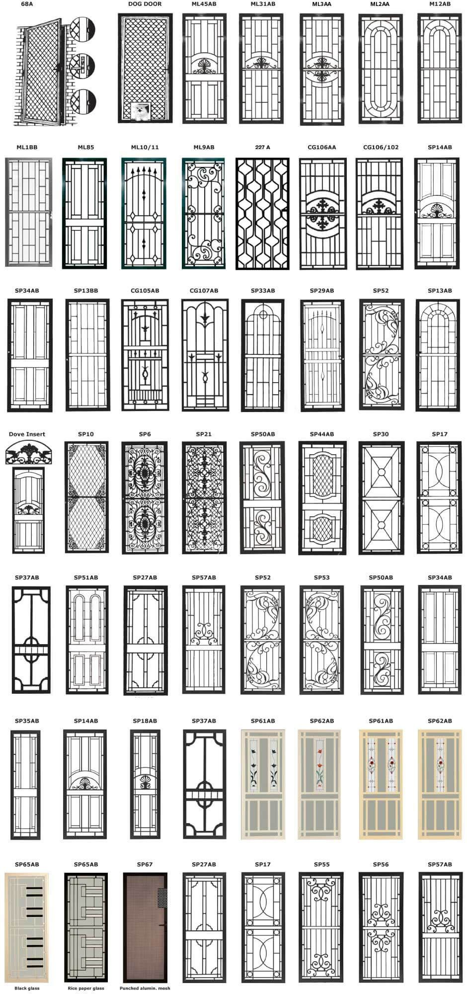 Beautiful Window Grill Design Ideas For Attractive Look To ...