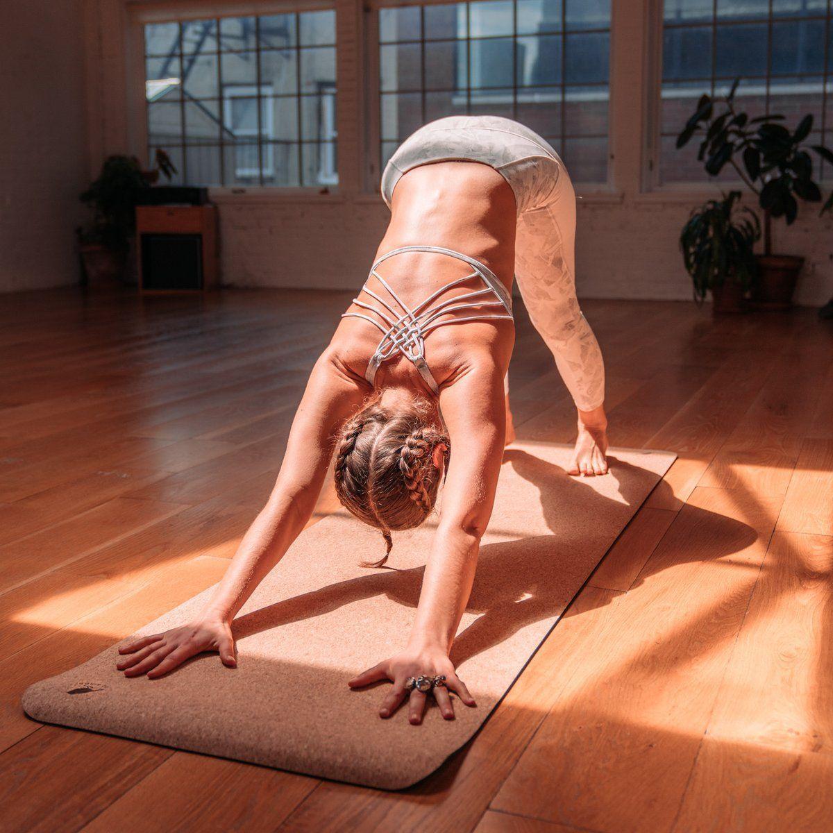 "Cork Yoga Mat ""The Robin"" #corkyogamat Non-Slip Hot & Cork Yoga Mat | 42 Birds #corkyogamat Cork Yoga Mat ""The Robin"" #corkyogamat Non-Slip Hot & Cork Yoga Mat | 42 Birds #corkyogamat"