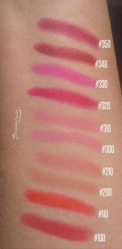 Color Design Matte Lip Crayon by Lancôme #16