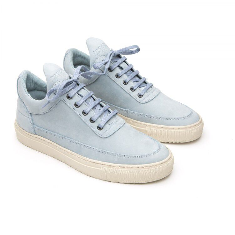 Filling Pieces Sneakers in Light Blue! Love. | Blauw, Vrouw