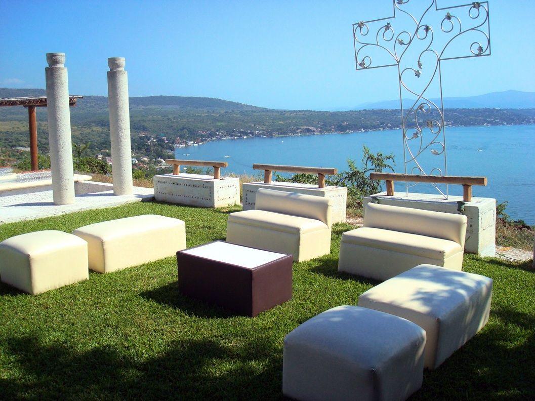 Renta De Mobiliario Lounge En Cuernavaca Canc N D F Para Bodas Y  # Muebles Lounge Para Eventos