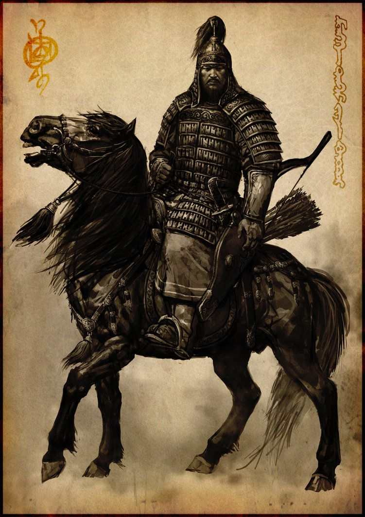the mongols how barbaric were the If these barbarian davids were able to consistently defeat such mighty until the horse dramatically changed their lifestyle on barbarians and mongols --~.