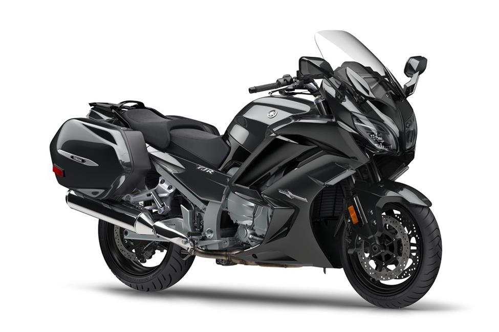 2020 Yamaha FJR1300ES Sport Touring Motorcycle Model