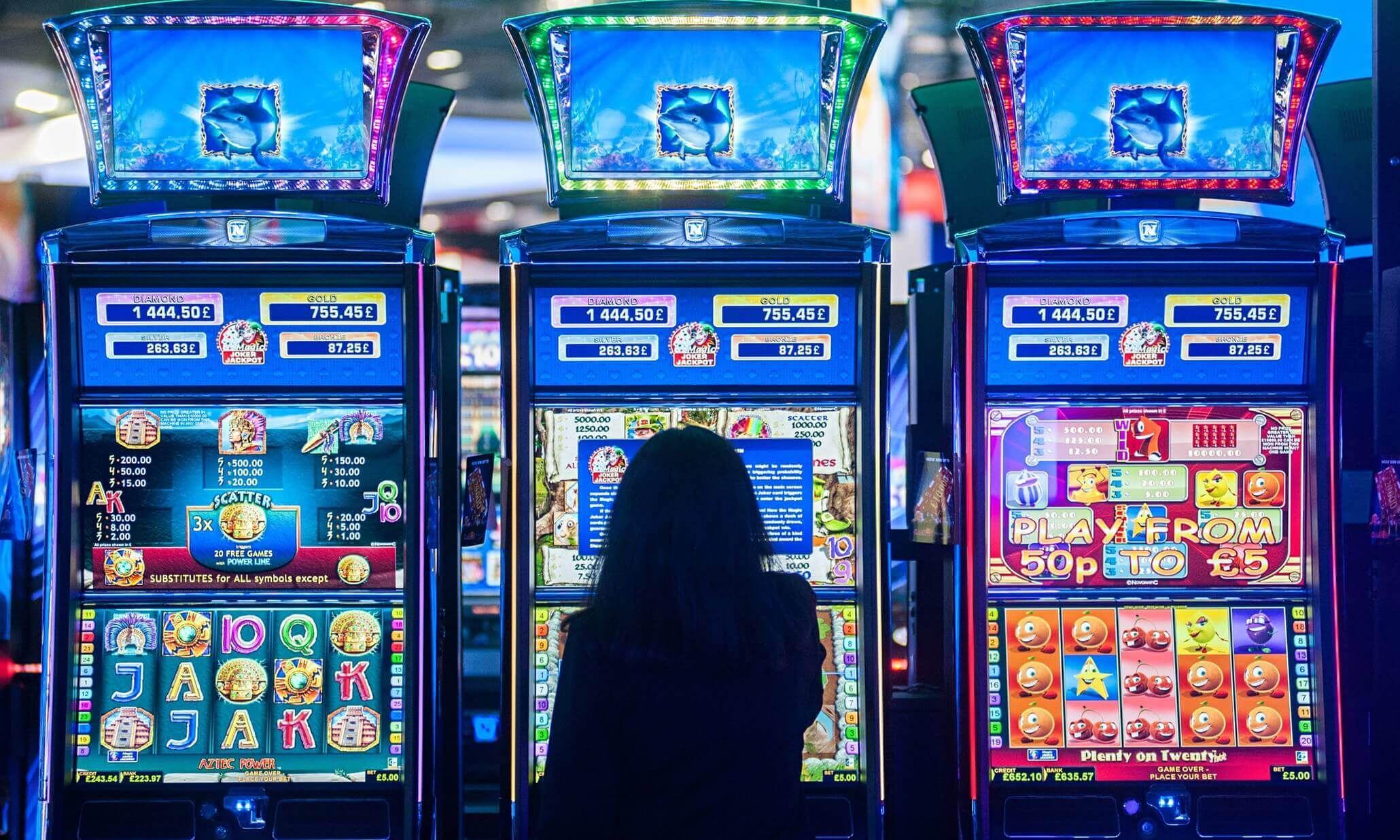 slot игровые автоматы