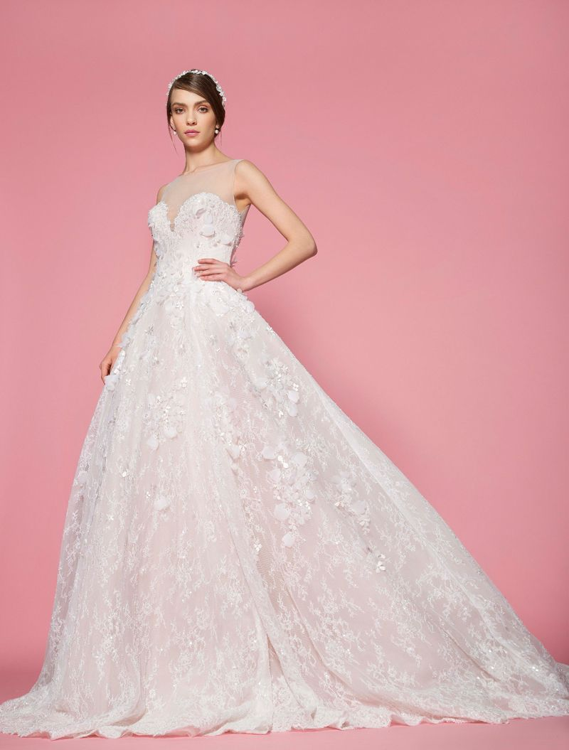 Fave Wedding Dress 2018
