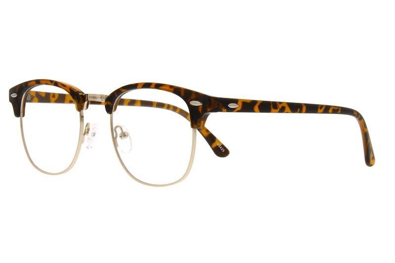 1fa45f8d77 Tortoiseshell Browline Glasses  195425
