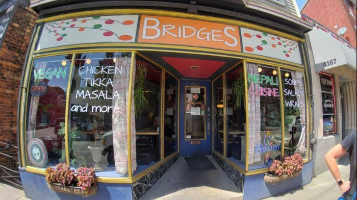 Bridges Is A Unique Restaurant In Cincinnati That Began As