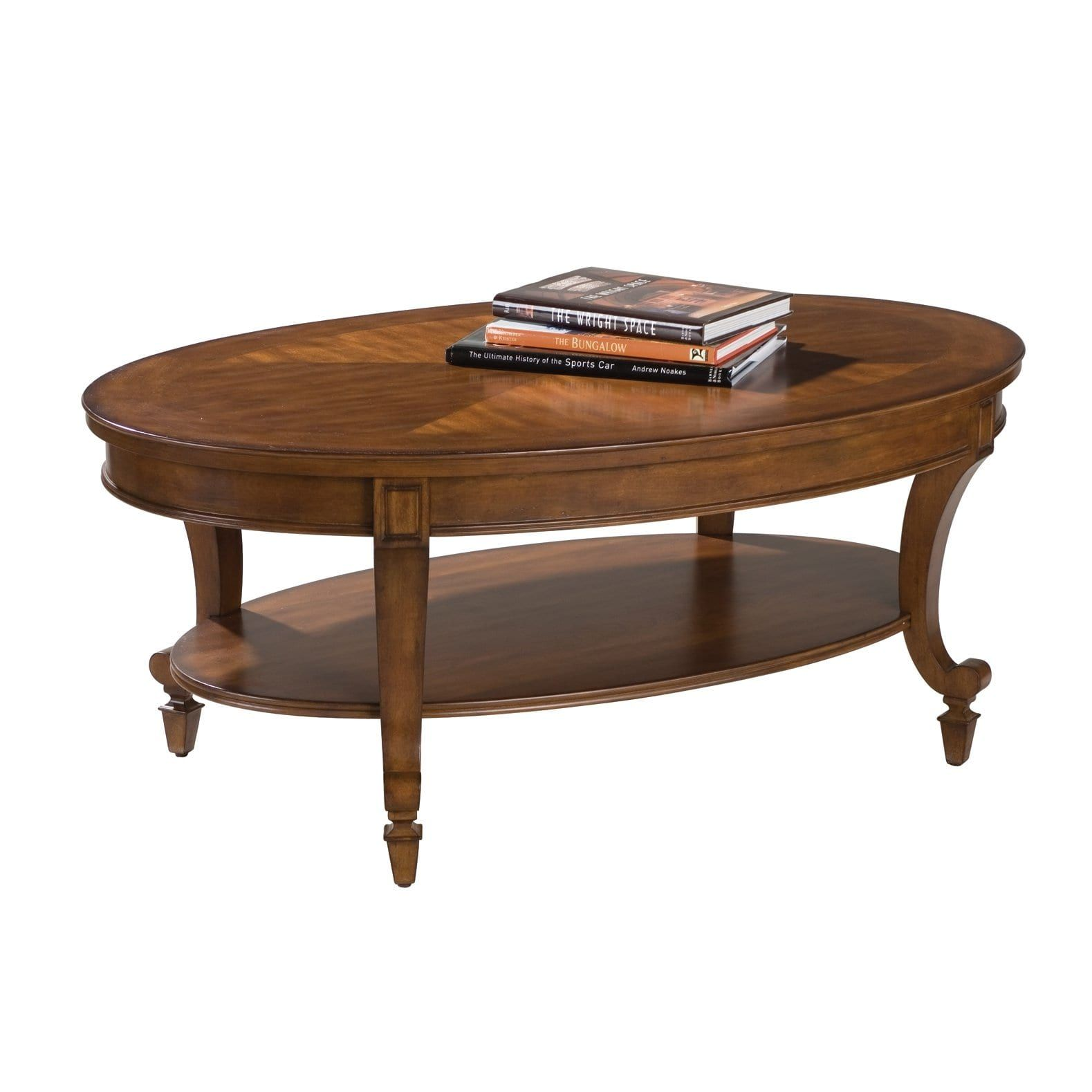 Shop Magnussen Home T1052 47 Aidan Oval Coffee Table at The Mine
