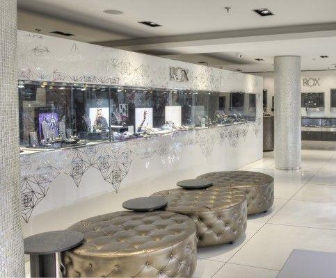 Hotel Missoni Kuwaits Interior Designers Complete Jewellery Store ROX